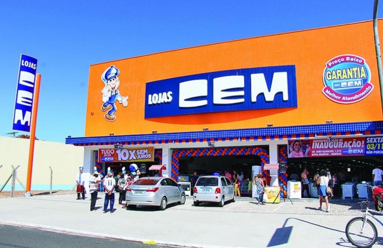 Resultado de imagem para lojas cem