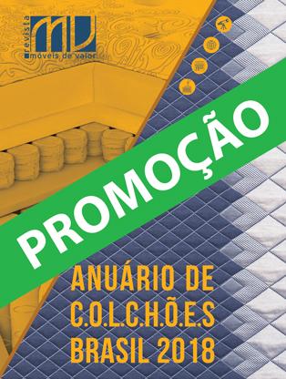 Anuário de Colchoes - Brasil 2018